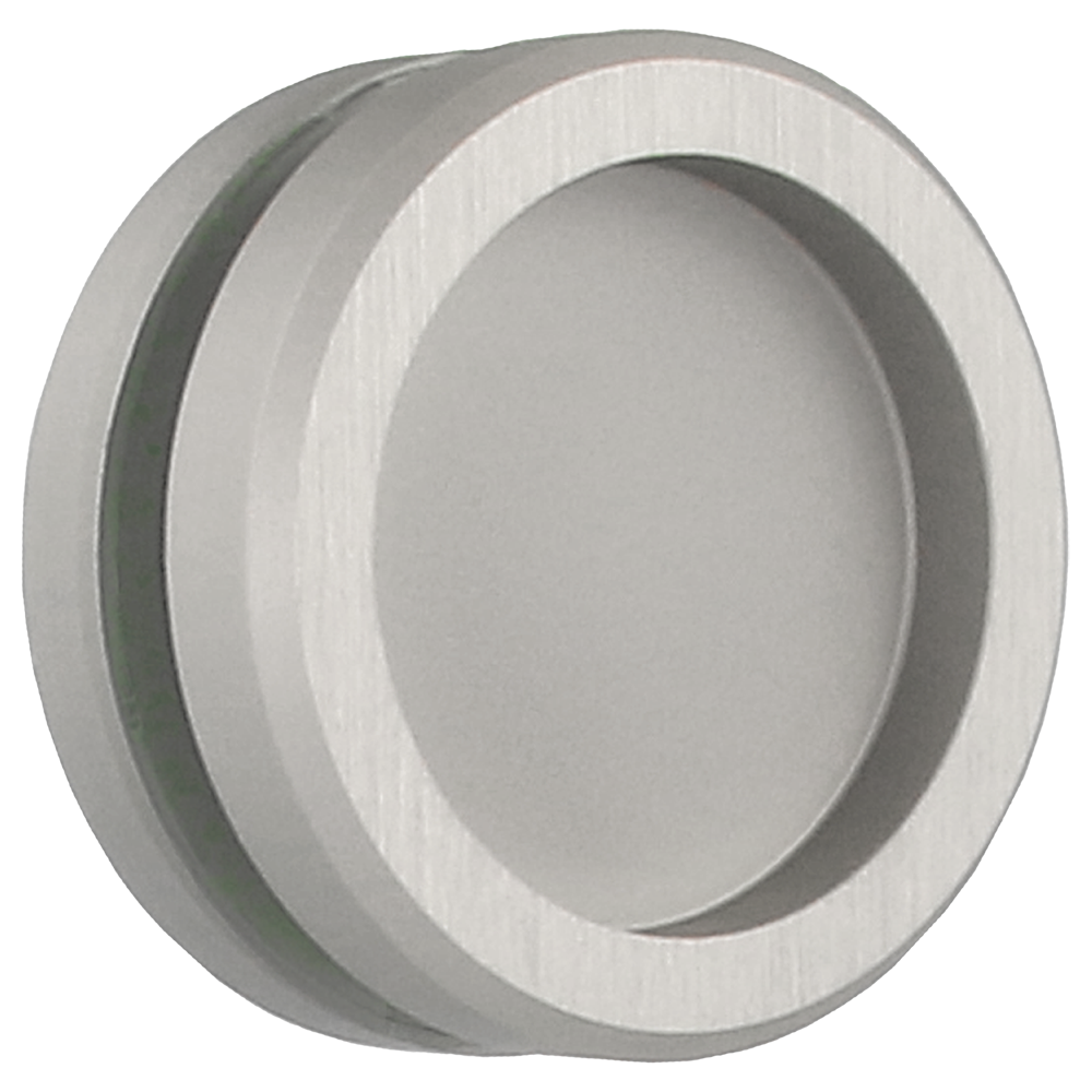 Griffmuschel Mg11 Aluminium Edelstahloptik